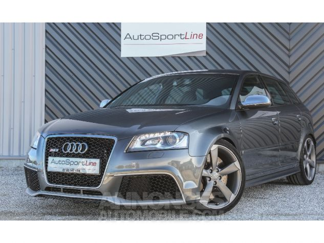 Audi RS3 450 cv Sportback 2.5 TFSI GRIS Occasion - 0