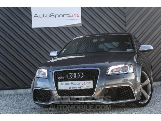 Audi RS3 450 cv Sportback 2.5 TFSI GRIS Occasion - 1