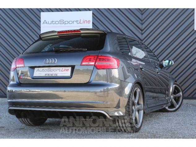 Audi RS3 450 cv Sportback 2.5 TFSI GRIS Occasion - 4