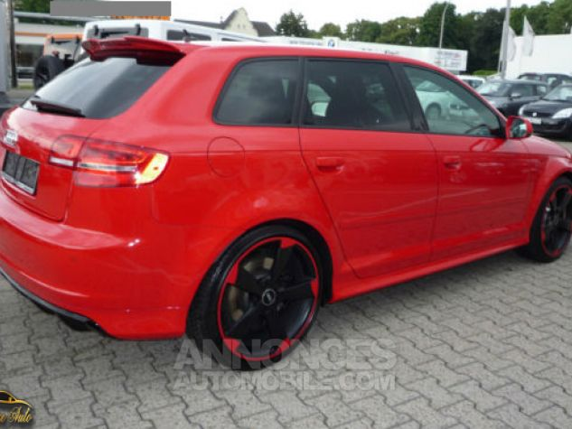 Audi RS3 Audi RS3 Sportback S tronic 340cv GPS XENON BOSE Rouge Misano Occasion - 1