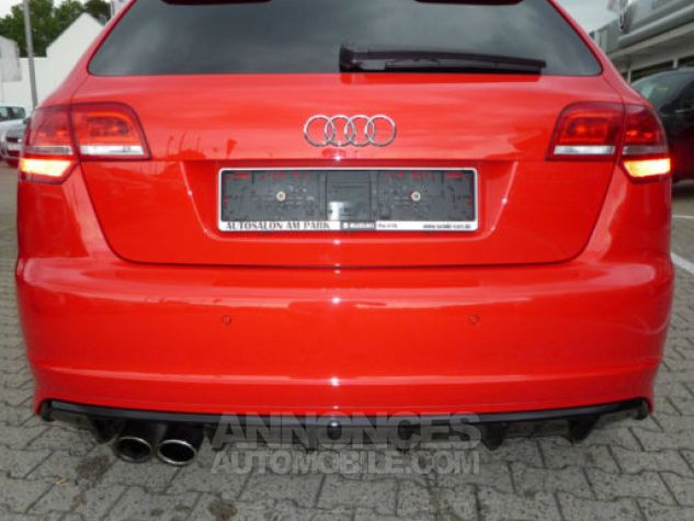 Audi RS3 Audi RS3 Sportback S tronic 340cv GPS XENON BOSE Rouge Misano Occasion - 2