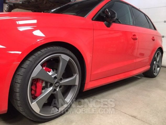 Audi RS3 RS3 Rouge Occasion - 2