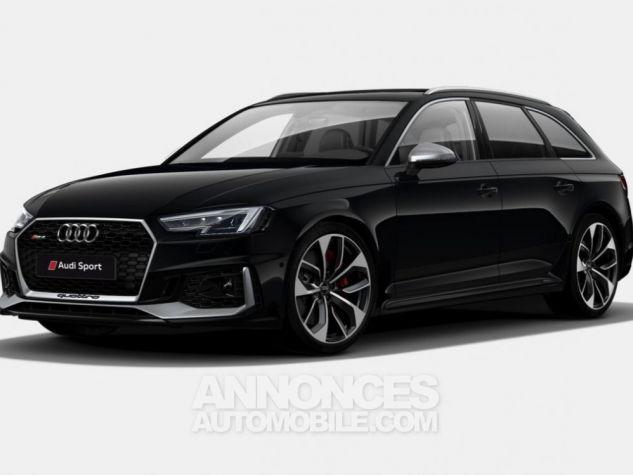 Audi RS4 Avant 2018 noir métallisé Occasion - 0