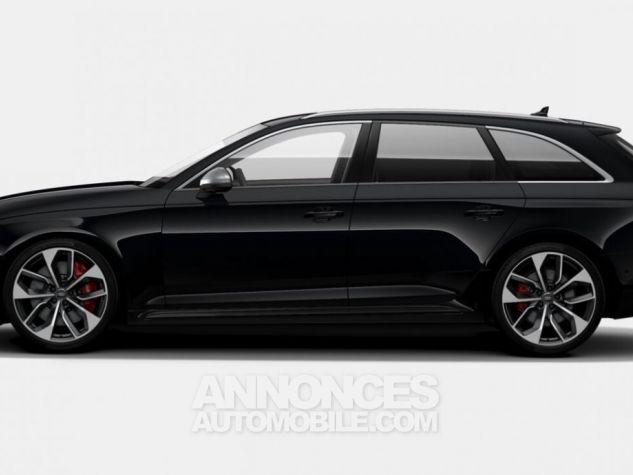 Audi RS4 Avant 2018 noir métallisé Occasion - 1