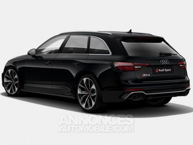 Audi RS4 Avant 2018 noir métallisé Occasion - 2