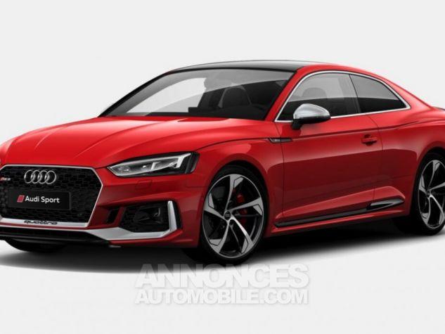 Audi RS5 Coupé V6 450Ch 2018 rouge métallisé Occasion - 1