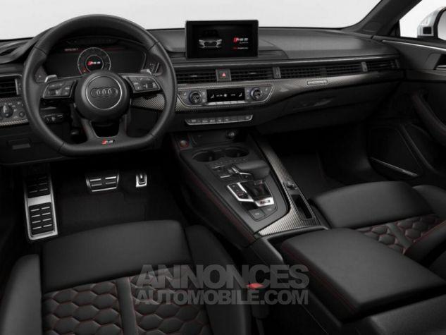 Audi RS5 Coupé V6 450Ch 2018 rouge métallisé Occasion - 4