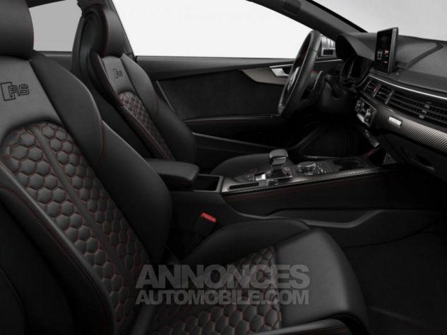 Audi RS5 Coupé V6 450Ch 2018 rouge métallisé Occasion - 5