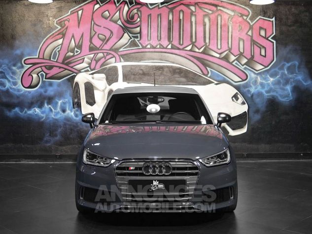 Audi S1 SPORTBACK GRIS METAL  Occasion - 3