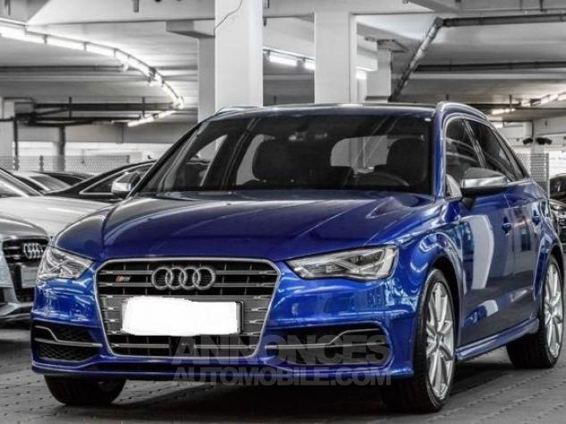 Audi S3 sportback bleu Occasion - 0