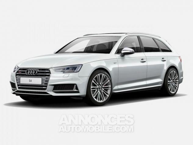 Audi S4 AVANT BLANC GLACIER METALLISE Neuf - 0