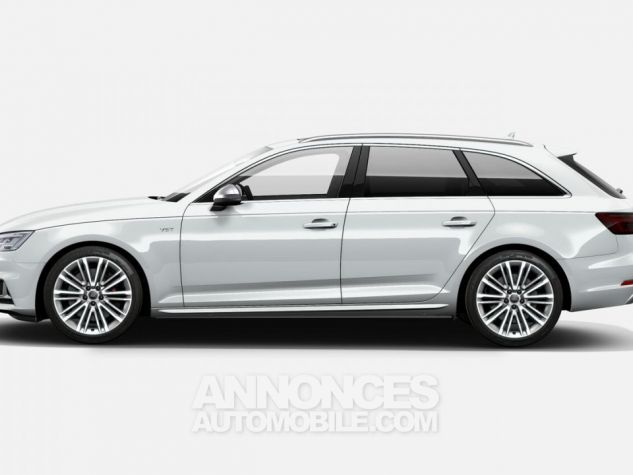 Audi S4 AVANT BLANC GLACIER METALLISE Neuf - 1