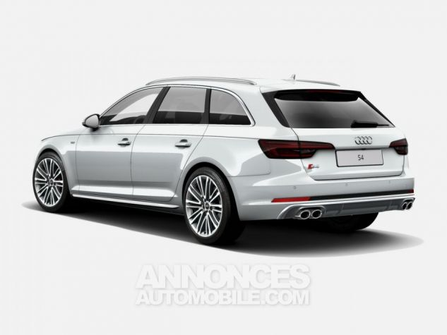 Audi S4 AVANT BLANC GLACIER METALLISE Neuf - 2