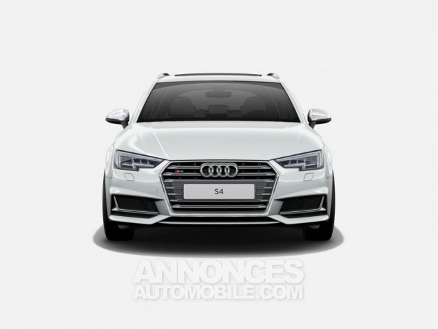 Audi S4 AVANT BLANC GLACIER METALLISE Neuf - 4
