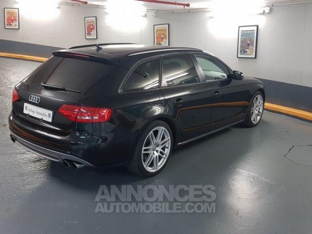 Audi S4 Avant Noir Métallisé Occasion - 3