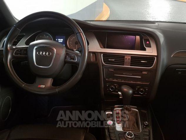 Audi S4 Avant Noir Métallisé Occasion - 7