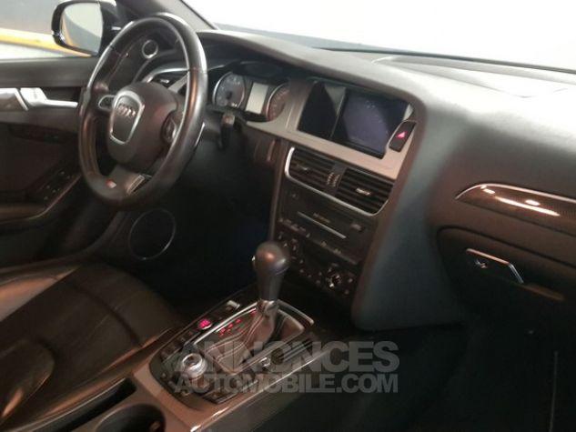 Audi S4 Avant Noir Métallisé Occasion - 14