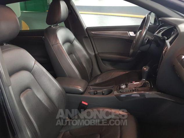Audi S4 Avant Noir Métallisé Occasion - 15