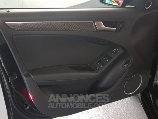 Audi S4 Avant Noir Métallisé Occasion - 18