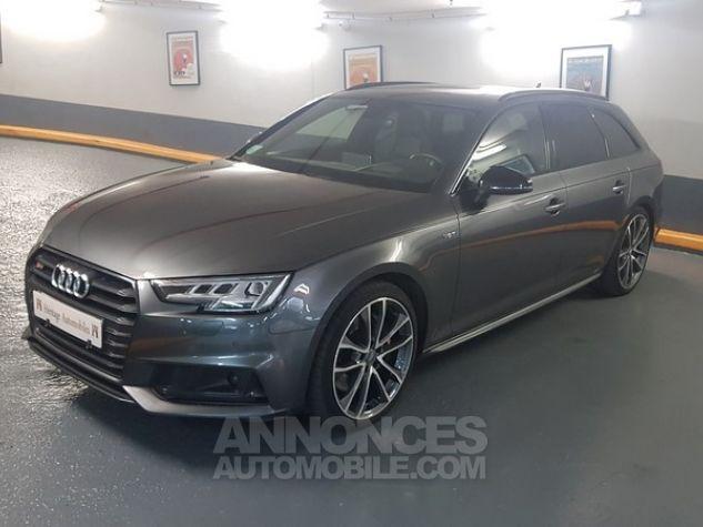 Audi S4 Avant Gris Daytona Nacré Occasion - 0