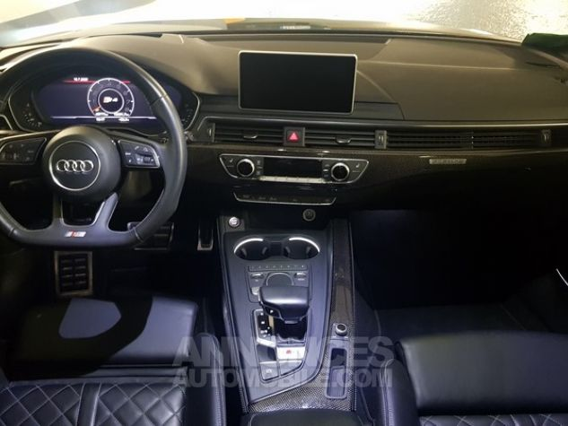 Audi S4 Avant Gris Daytona Nacré Occasion - 6