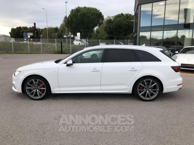 Audi S4 AVANT 3.0 TFSI 354 QUATTRO TIPTRONIC8 BLANC IBIS Occasion - 3
