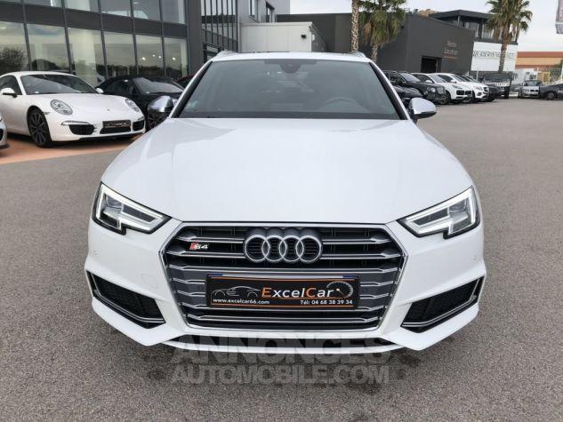 Audi S4 AVANT 3.0 TFSI 354 QUATTRO TIPTRONIC8 BLANC IBIS Occasion - 4
