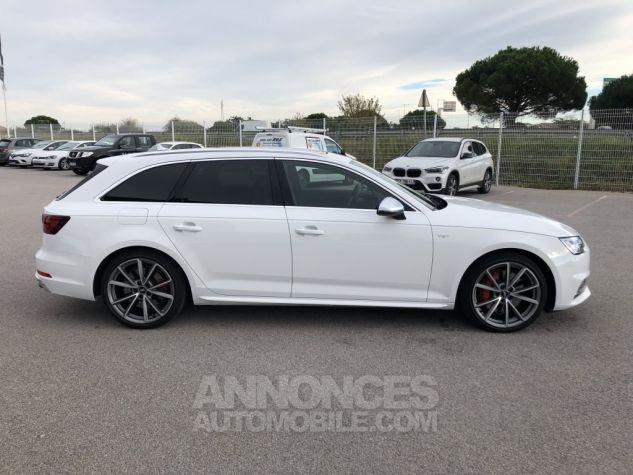 Audi S4 AVANT 3.0 TFSI 354 QUATTRO TIPTRONIC8 BLANC IBIS Occasion - 5