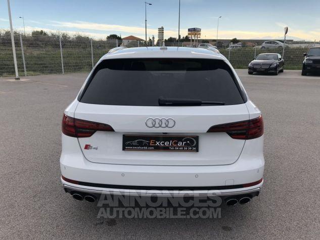 Audi S4 AVANT 3.0 TFSI 354 QUATTRO TIPTRONIC8 BLANC IBIS Occasion - 6