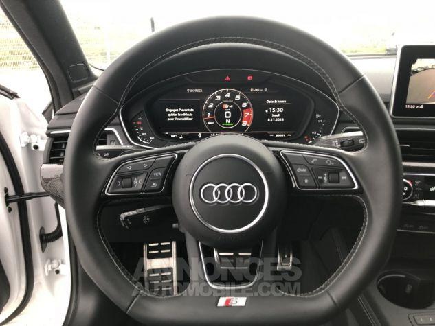 Audi S4 AVANT 3.0 TFSI 354 QUATTRO TIPTRONIC8 BLANC IBIS Occasion - 13