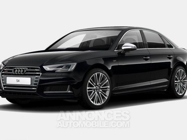 Audi S4 Berline 2018 noir métallisé Occasion - 0