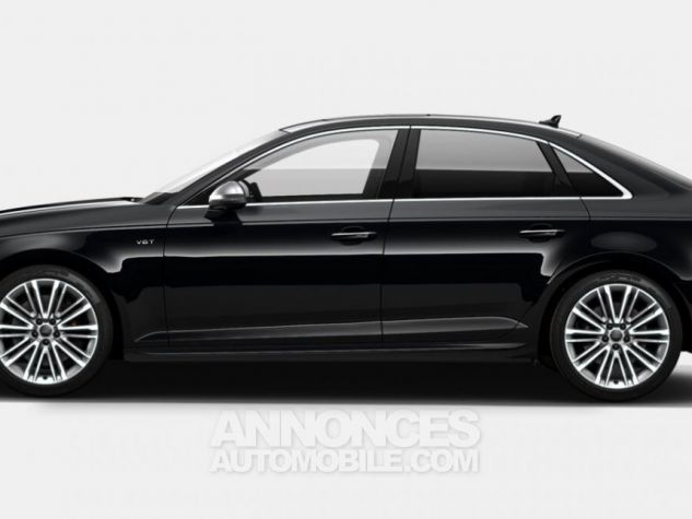 Audi S4 Berline 2018 noir métallisé Occasion - 1