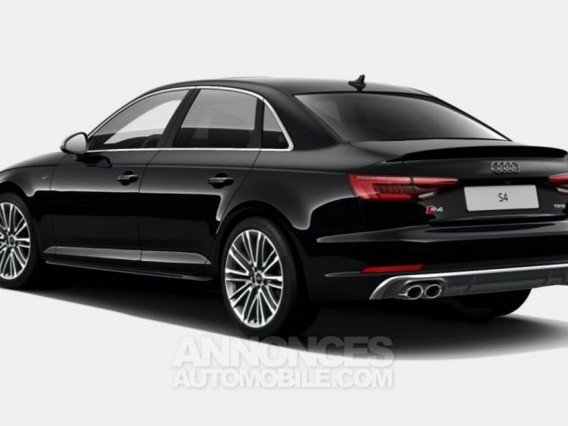 Audi S4 Berline 2018 noir métallisé Occasion - 2