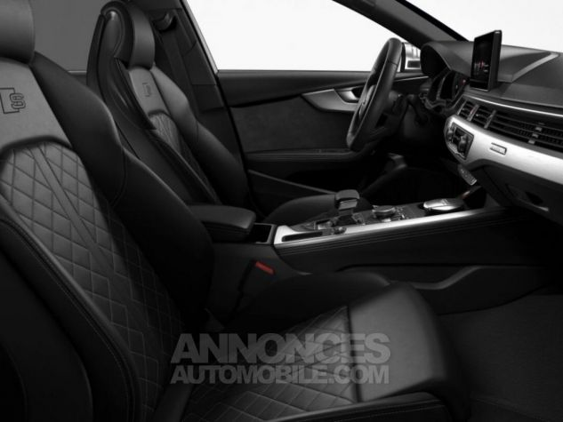 Audi S4 Berline 2018 bleu métallisé Occasion - 7