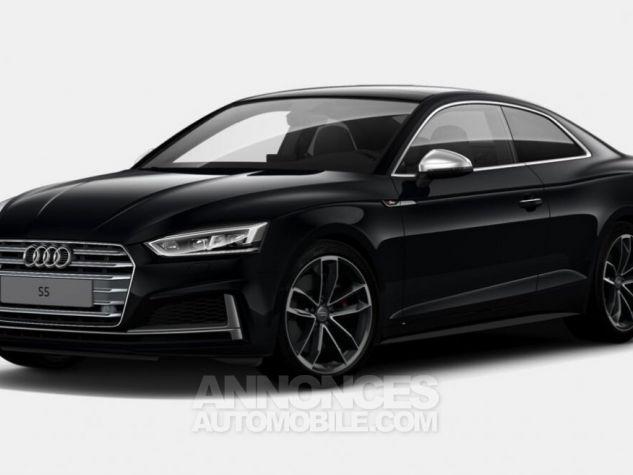 Audi S5 Coupé V6 354Ch 2018 noir métallisé Occasion - 0