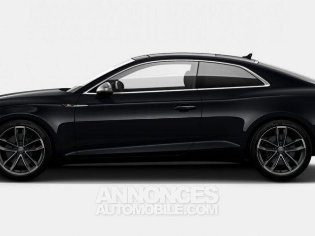 Audi S5 Coupé V6 354Ch 2018 noir métallisé Occasion - 1