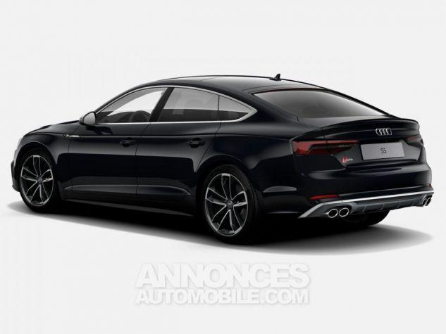 Audi S5 Sportback Noir Mythic Métallisé Neuf - 3