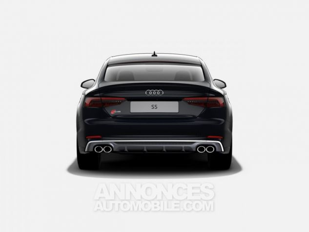 Audi S5 Sportback Noir Mythic Métallisé Neuf - 4
