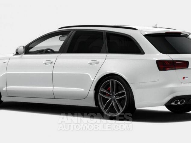 Audi S6 avant V8 450Ch 2018 blanc métallisé Occasion - 5