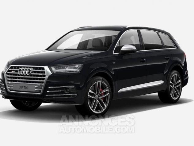 Audi SQ7 2018 noir métallisé Occasion - 0
