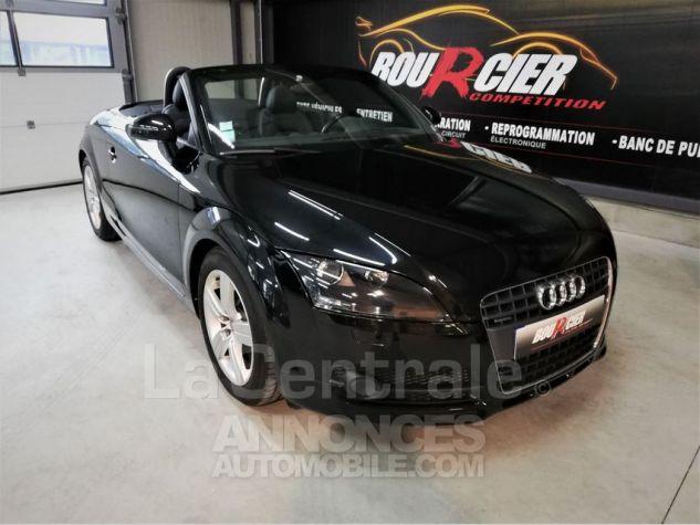 Audi TT Roadster 2 II (2) 2.0 TDI 170 QUATTRO Noir Metal Occasion - 0