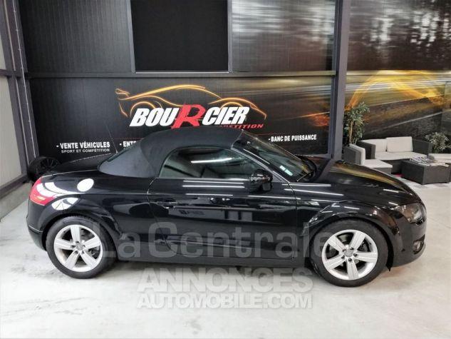 Audi TT Roadster 2 II (2) 2.0 TDI 170 QUATTRO Noir Metal Occasion - 1