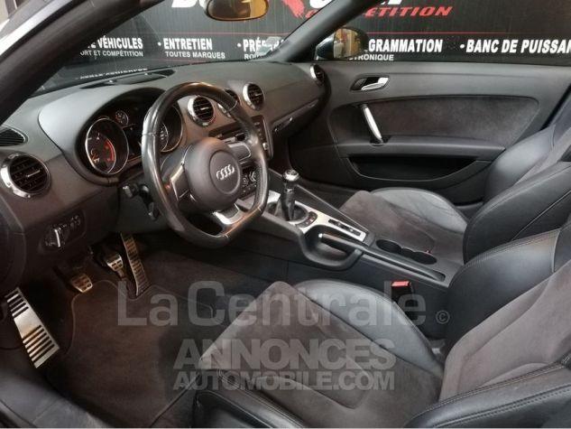 Audi TT Roadster 2 II (2) 2.0 TDI 170 QUATTRO Noir Metal Occasion - 4