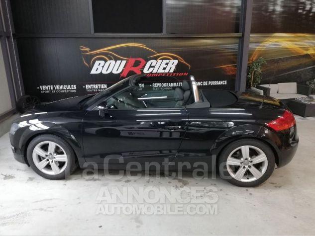 Audi TT Roadster 2 II (2) 2.0 TDI 170 QUATTRO Noir Metal Occasion - 11