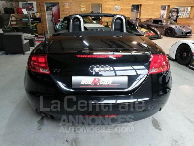 Audi TT Roadster 2 II (2) 2.0 TDI 170 QUATTRO Noir Metal Occasion - 12