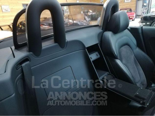 Audi TT Roadster 2 II (2) 2.0 TDI 170 QUATTRO Noir Metal Occasion - 14