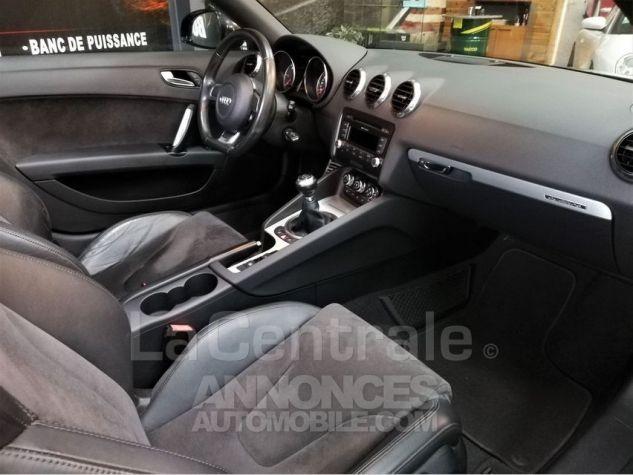 Audi TT Roadster 2 II (2) 2.0 TDI 170 QUATTRO Noir Metal Occasion - 17