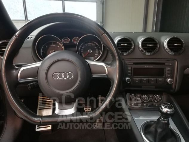 Audi TT Roadster 2 II (2) 2.0 TDI 170 QUATTRO Noir Metal Occasion - 18