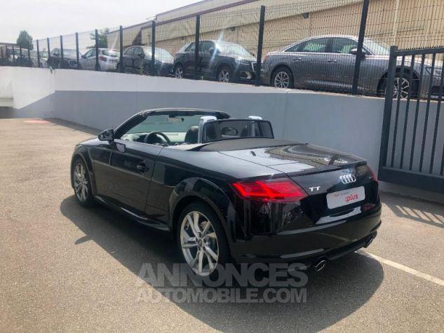 Audi TT Roadster 45 TFSI 245ch S line quattro S tronic 7 NOIR MYTHOS/CAPOTE NOIRE Occasion - 5