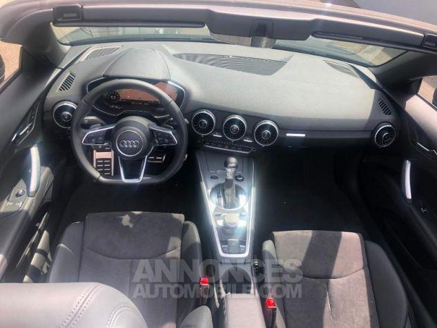 Audi TT Roadster 45 TFSI 245ch S line quattro S tronic 7 NOIR MYTHOS/CAPOTE NOIRE Occasion - 6